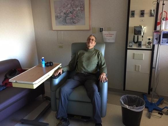 The Hospital Room